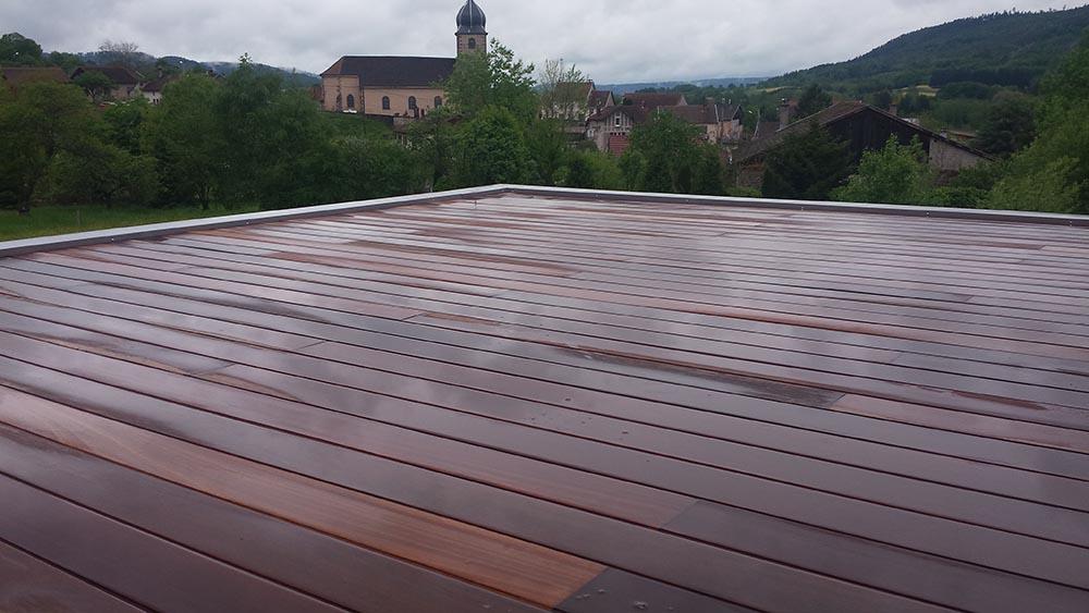 Aménagement extérieur terrasse bois pose ou en kit | ATELIER ...