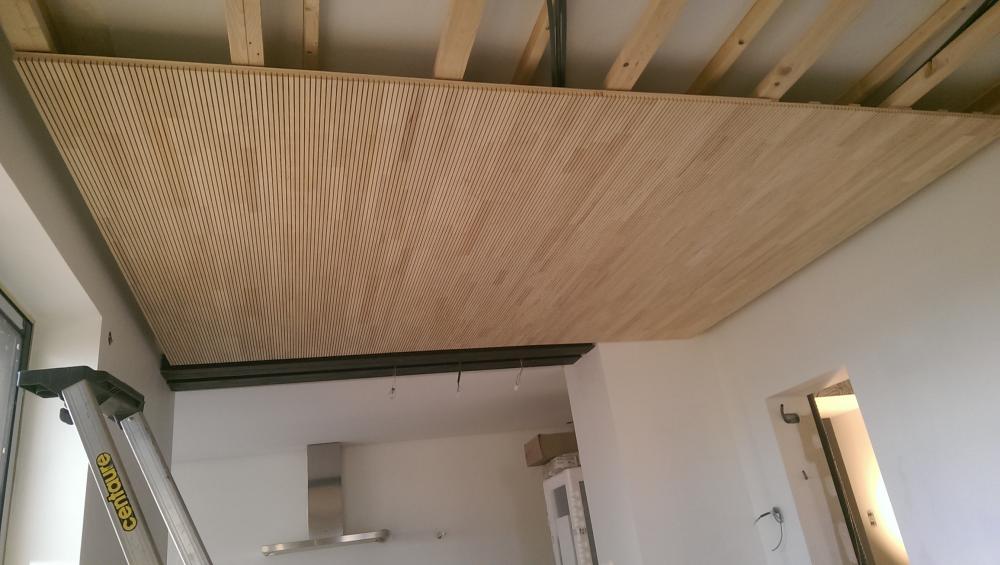 habillage plafond et mur r novation de murs et plafonds int rieurs atelier construction maison. Black Bedroom Furniture Sets. Home Design Ideas