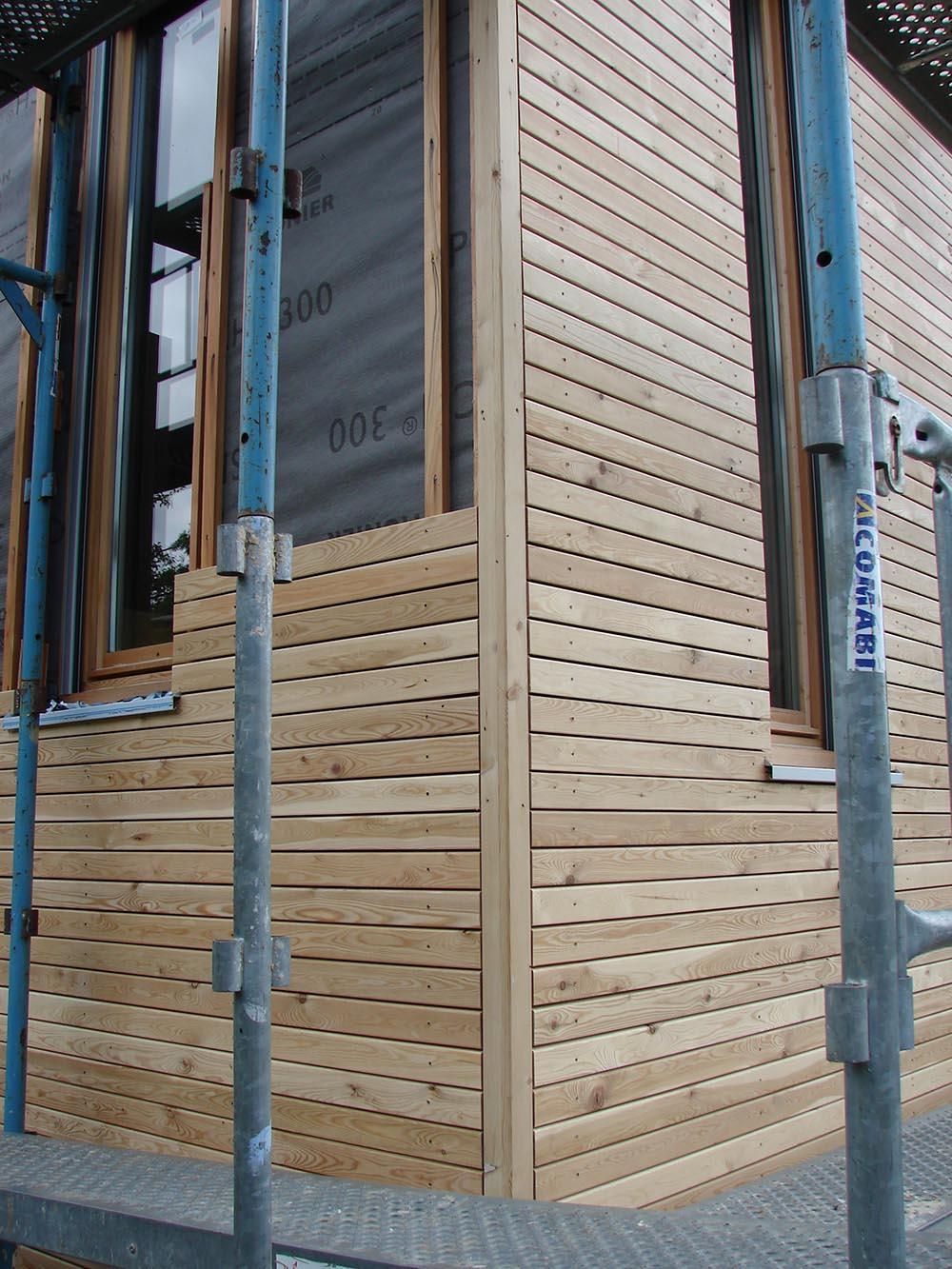 Savoir faire construction ossature bois suivi de chantier ATELIER CONSTRUCTION MAISON BOIS # Formation Construction Ossature Bois